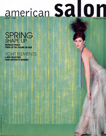 American Salon Products: MATRIX, She by SO.CAP USA Hair Extensions Photographer: Joseph Cartright