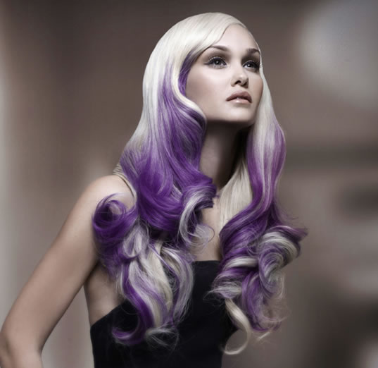 Nicholas French Hairstylist Products: MATRIX, She by SO.CAP. USA Hair Extensions Photographer: Babak, Make-Up: Merrell Hollis