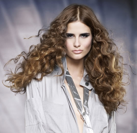 She by SO.CAP. USA Hair Extensions Products: MATRIX Photographer: Babak, Make-Up: David Maderich
